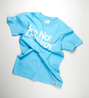 Do Not Destroy Sky t-shirt tee