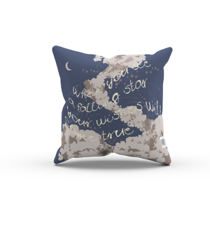 Falling Star Pillow