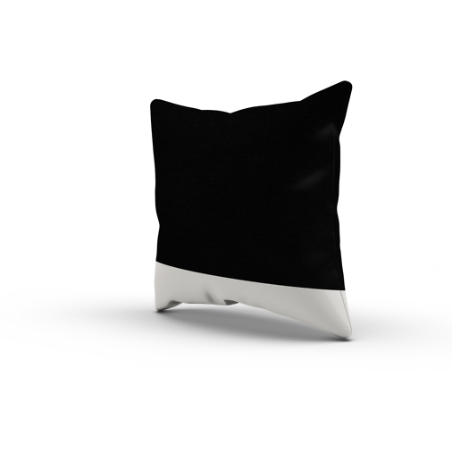 pillow basquiat cross